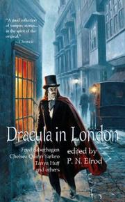 Cover of: Dracula in London by P. N. Elrod