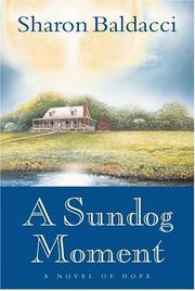 Cover of: A Sundog Moment by Sharon Baldacci