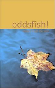 Cover of: Oddsfish! by Robert Hugh Benson