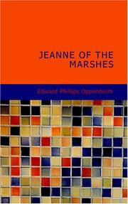 Cover of: Jeanne of the Marshes by E. Phillips Oppenheim
