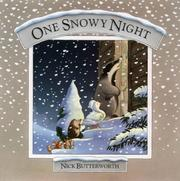 Cover of: One snowy night by Nick Butterworth