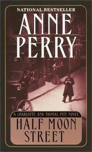Cover of: Half Moon Street by Anne Perry
