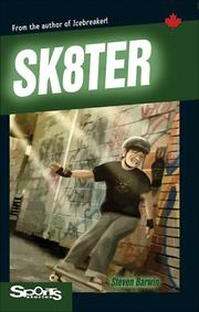 Cover of: SK8ER by Steven Barwin