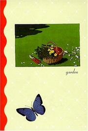 Cover of: Garden (Life's Little Notebook) by Yan Nascimbene
