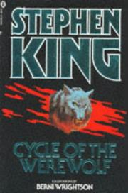 Cover of: Cycle of the Werewolf by Stephen King