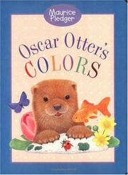 Cover of: Oscar Otter's colors by Maurice Pledger