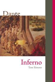Cover of: Dante by Dante Alighieri