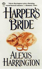 Cover of: Harper's Bride by Alexis Harrington