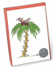 Cover of: [Curious George on Palm Tree Christmas Cards] by H. A. Rey