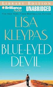 Cover of: Blue-Eyed Devil by Lisa Kleypas