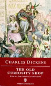 Cover of: The old curiosity shop by Charles Dickens