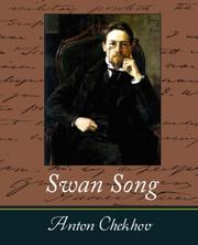 Cover of: Swan Song by Anton Chekhov