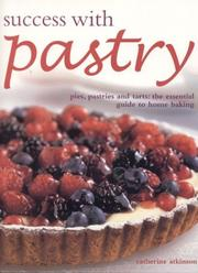 Cover of: Success With Pastry by Catherine Atkinson