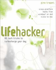 Cover of: Lifehacker by Gina Trapani