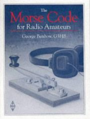 Morse Code for Radio Amateurs Margaret Mills