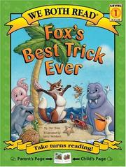 Cover of: Fox's Best Trick Ever (We Both Read) by Dev Ross