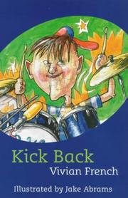 Cover of: Kick Back by Vivian French