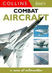 Cover of: Jane's Gem Combat Aircraft (The Popular Jane's Gems Series) by Chant, Christopher.