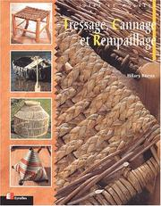 Cover of: Tressage, cannage et rempaillage by Hilary Burns