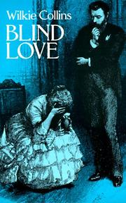 Cover of: Blind love by Wilkie Collins
