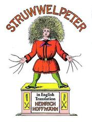 Cover of: Struwwelpeter by Hoffmann, Heinrich