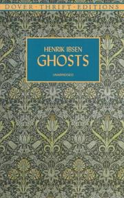 Cover of: Gengangere by Henrik Ibsen