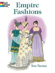 Cover of: Empire Fashions by Tom Tierney