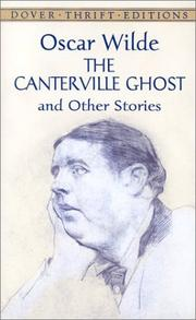 Cover of: The Canterville Ghost and Other Stories by Oscar Wilde