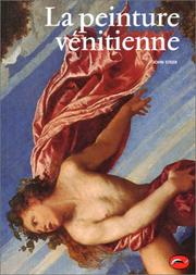 Cover of: La peinture vénitienne by John Steer