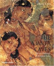 Cover of: The Ajanta caves by Benoy K. Behl