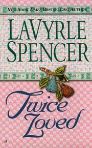 Cover of: Twice Loved by LaVyrle Spencer