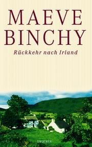 Cover of: Rckkehr nach Irland by Maeve Binchy