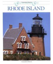 Cover of: Rhode Island (From Sea to Shining Sea) by Dennis B. Fradin