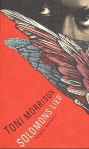 Cover of: Solomons Lied by Toni Morrison