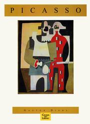 Cover of: Picasso by Gaston Diehl