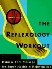 Cover of: The reflexology workout by Stephanie Rick