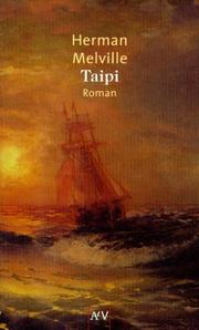 Cover of: Taipi by Herman Melville