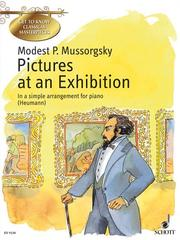 Cover of: Pictures at an Exhibition by Hans-Gunter Heumann
