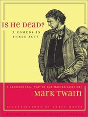 Cover of: Is he dead? by Mark Twain