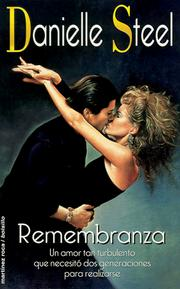 Cover of: Remembrance by Danielle Steel