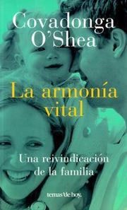 Mon premier blog armonia vital la spanish edition covadonga oshea fandeluxe Images
