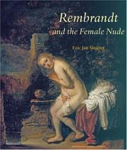 Cover of: Rembrandt and the Female Nude by Eric Jan Sluijter
