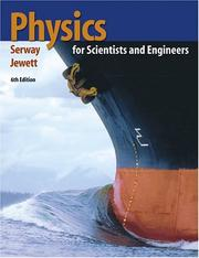 Cover of: Physics for scientists and engineers by Raymond A. Serway