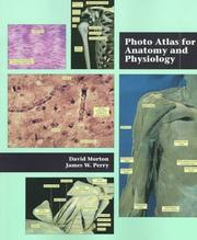 Cover of: Photo atlas for anatomy and physiology by David Morton