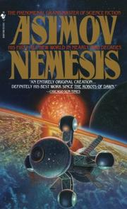 Cover of: Nemesis by Isaac Asimov