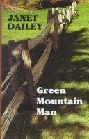 Cover of: Green Mountain Man by Janet Dailey