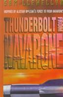 Cover of: Thunderbolt from Navarone by Sam Llewellyn