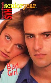 Cover of: Bad Girl by Francine Pascal