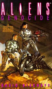 Cover of: Genocide (Aliens) by David Bischoff