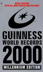 Guinness World Records 2000 (Guinness Book of Records, 2000) Mark C. Young